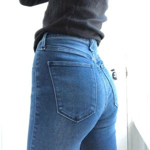 High rise Abercrombie jeans size 00-0